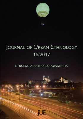 Jurnla of Urban Ethnology